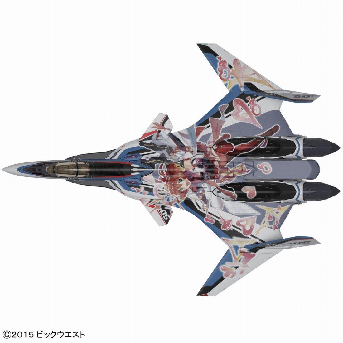 ◎「痛」仕様のVF-31J!実田千聖氏描き下しのフレイア マーキング!◆バンダイ 1/72 マクロスΔ VF-31J ジ