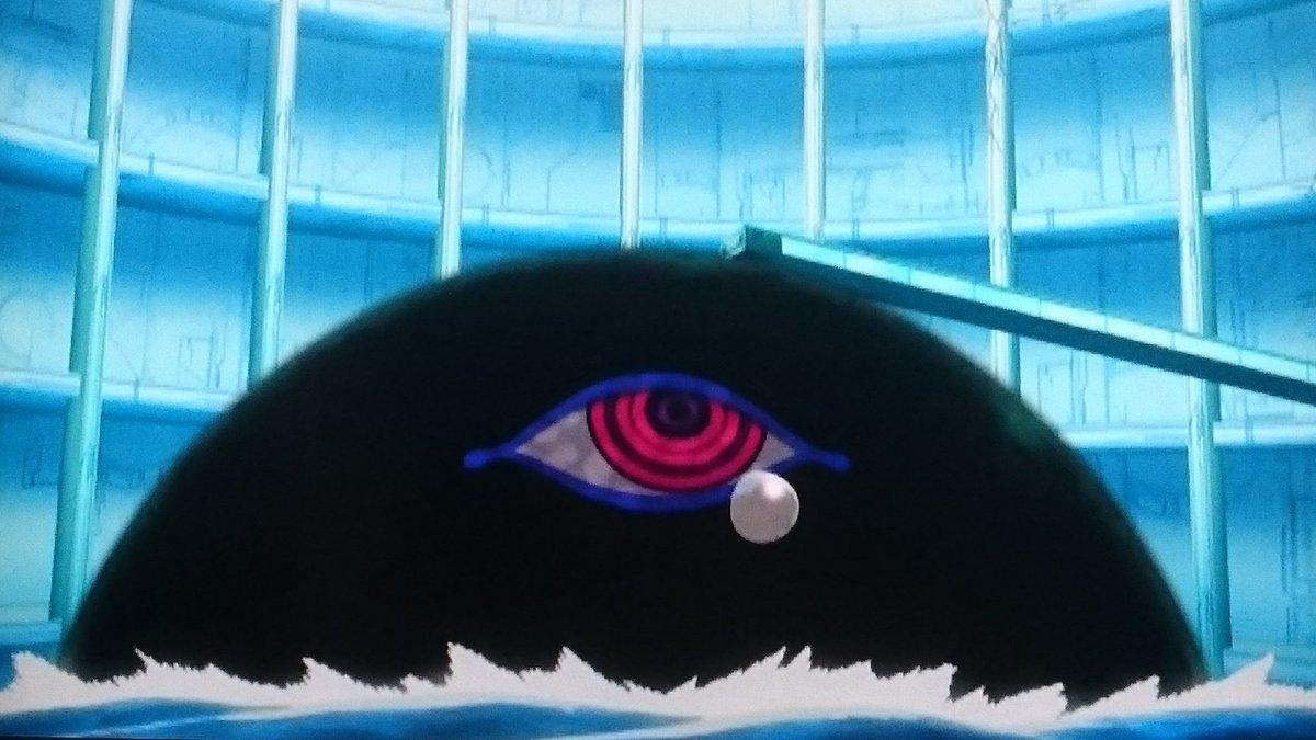 セルリアンって大きな球体に単眼で何かに似てるなぁとずっと思ってたんだけど、紅殻のパンドラのブエルだ!攻殻世界とも繋がって