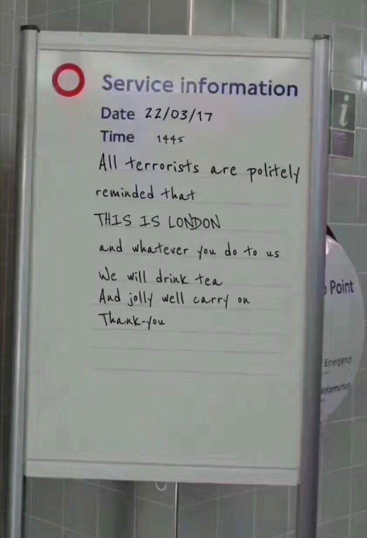And this is why I LOVE London