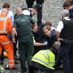 Brave policeman stabbed by London terror attacker outside Parliament is among at least four people killed
