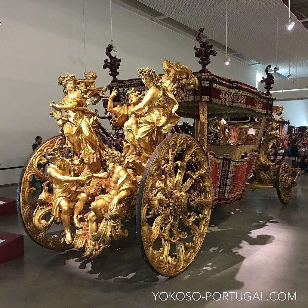 test ツイッターメディア - リスボンのベレン地区にある、馬車博物館。これでもかと贅の限りを尽くした、たくさんの痛車が展示してあり、見応えありです。 #リスボン #ポルトガル https://t.co/wlMiMxD1ae