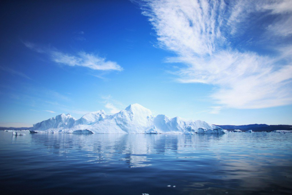 Arctic sea ice dwindles to record low for winter