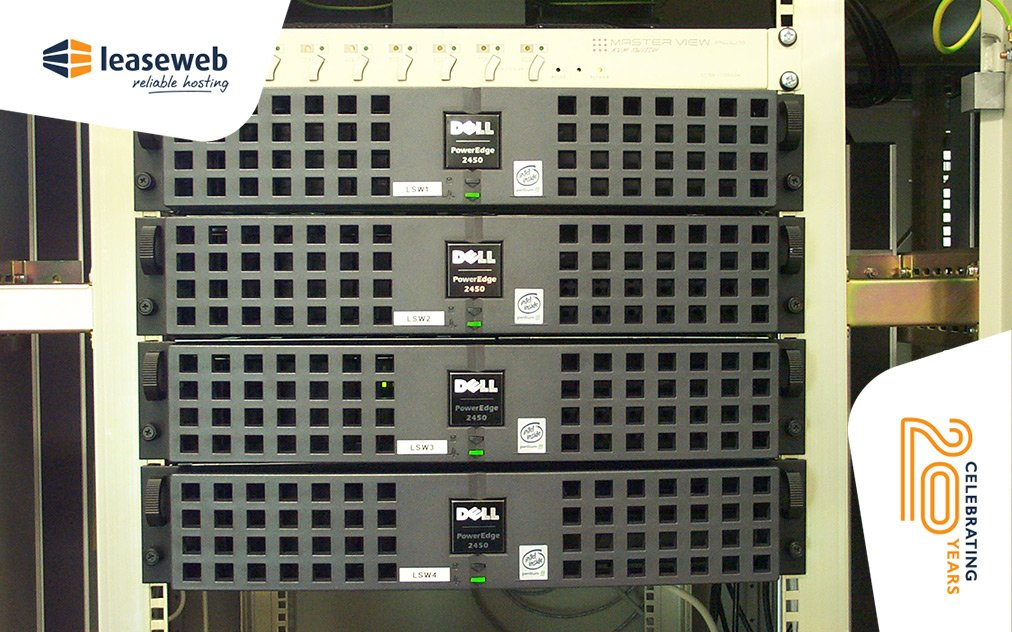 test Twitter Media - About 20 years ago, we got our first four servers. Today, we have over 75,000 :) #throwbackthursday #LeaseWeb20 https://t.co/hlf36YpaIR