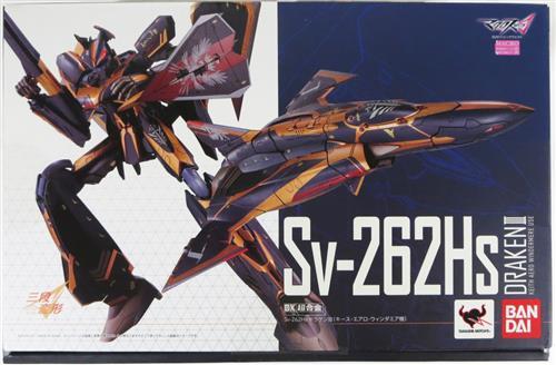 DX超合金 マクロスΔ Sv-262Hs ドラケンIII (キース・エアロ・ウィンダミア機) 入荷! / 京都店の入荷情