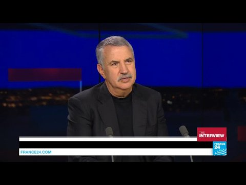 VIDEO -  Thomas Friedman on technology, Trump and the media