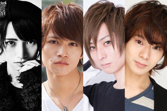 【演劇ニュース】西川貴教×志倉千代丸プロデュース「B-PROJECT」が舞台化