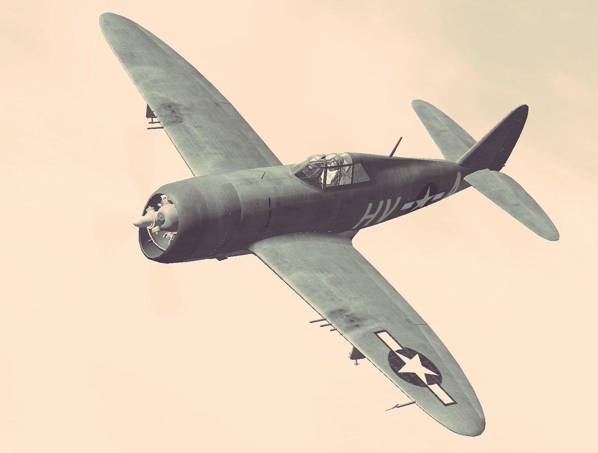 wings of duty写真集その15 サンダーボルト BとBF109 E