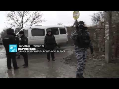VIDEO -  Reporters - Crimea: dissidents subdued into silence