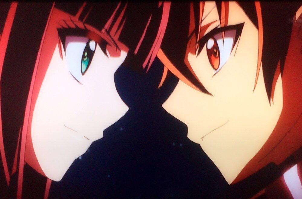 この2人のような強い心を持てる人になりたい!!運命の人やんほんと…私も出会いたいです!!!!!このアニメだいすきです!!