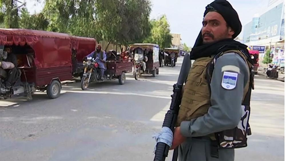 Afghan Taliban capture key Sangin district in Helmand