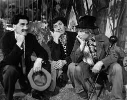 RT @AllThingsMarx: #ChicoMarx: I ain't got nothing, but you can always have half! #AtTheCircus 1939 #MarxBrothers https://t.co/ymNcdgfXgw