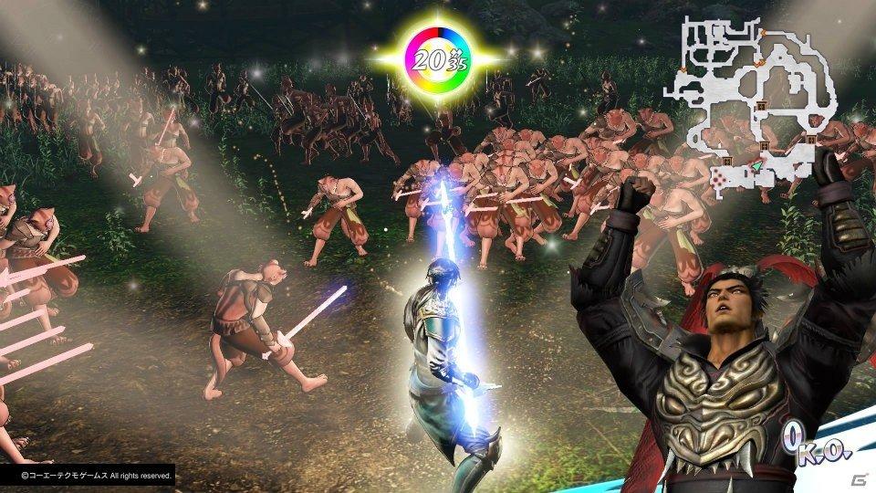 お祭り感満載の新たな「一騎当千」の形を体験せよ!「無双☆スターズ」プレイインプレッション  #無双スターズ