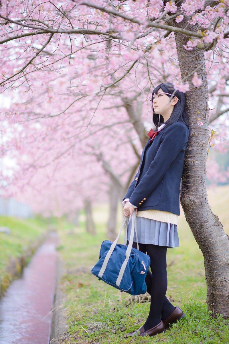 【ハイキュー!!/コスプレ】清水潔子🌸🌸🌸photo : すいかにゃん( )