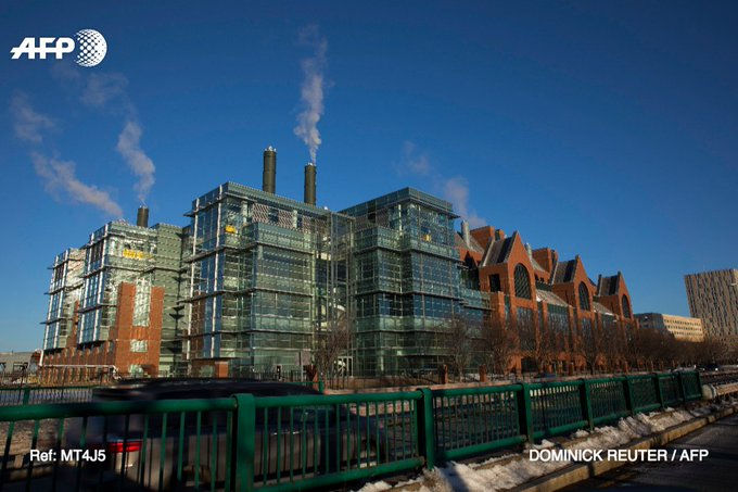 Boston, place forte mondiale des biotechnologies https://t.co/PJZ9vlKUzp par @EtienneAFP #AFP