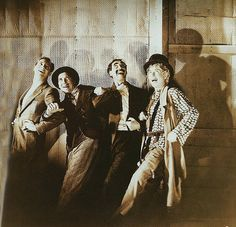 RT @youngmindtweets: Love this old timey pic of the boys. #MarxBrothers https://t.co/nFL0hjvM9L