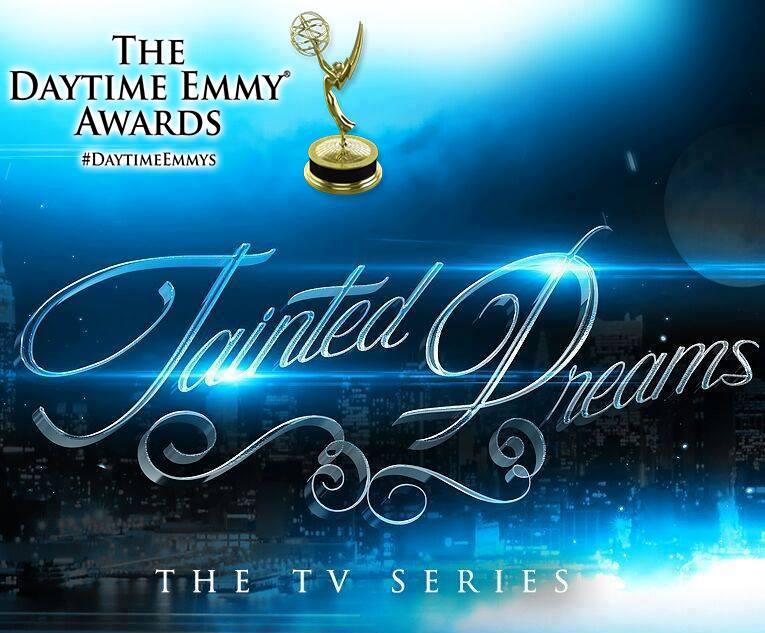 HONORED 2B part of the DAYTIME EMMY Nominated TV Series @TaintedDreamsTS on @amazon!  We got 5 NOMS @DaytimeEmmys!  #BB19 #BBAD #IMPACTonPOP