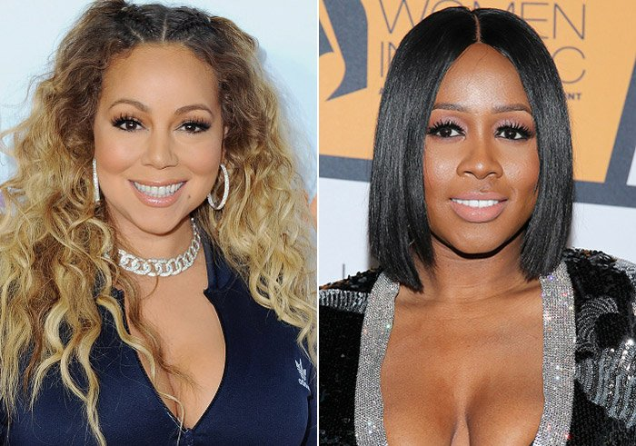 Remy Ma jumps on the remix to Mariah Carey's YG-assisted single 'I Don't.' Listen: https://t.co/VFhe8JE7ST