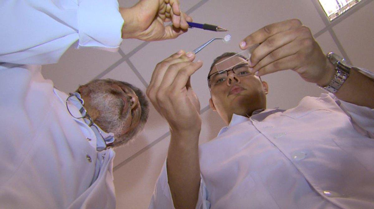 USP de Ribeirão desenvolve fita adesiva que substitui agulha em anestesia bucal  https://t.co/i0EbBItVak #G1
