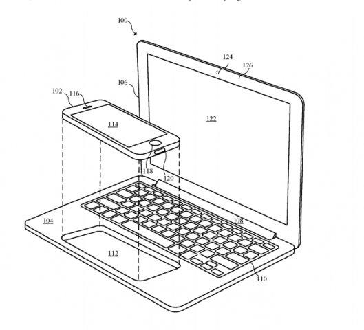 Apple réfléchit à la possibilité de remplacer les trackpads de MacBook par des iPhone https://t.co/Q1jGTrpark