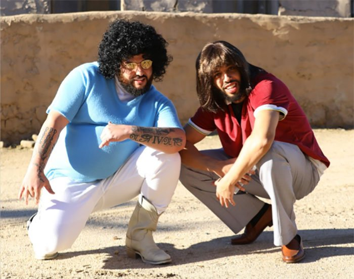 Belly pays tribute to 'Nacho Libre' in the comedic video for 'Consuela' featuring Young Thug and Zack https://t.co/xz9OkpFZQK