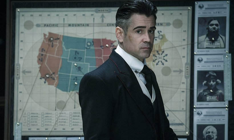 Colin Farrell talks his love for Harry Potter!