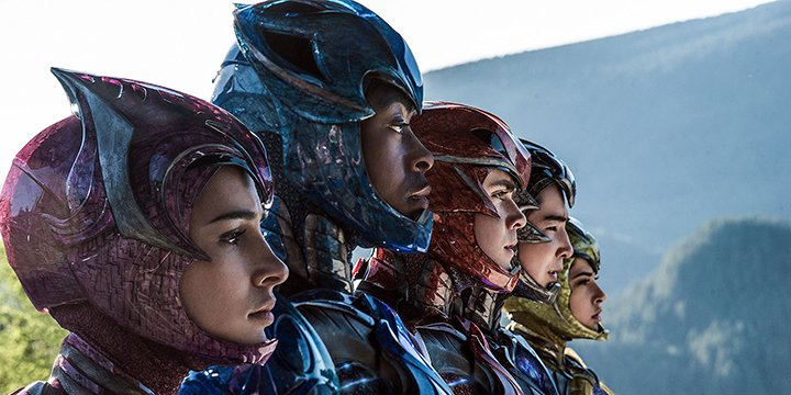 Why '90s kids (and Marvel fans) need to see the PowerRangers reboot