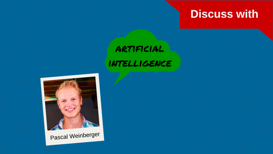 test Twitter Media - #AI and #Banking – How does that go together? @passiweinberger will answer this question at #efintech17 https://t.co/epQ3OwBQGr https://t.co/PJLhTbq5gD