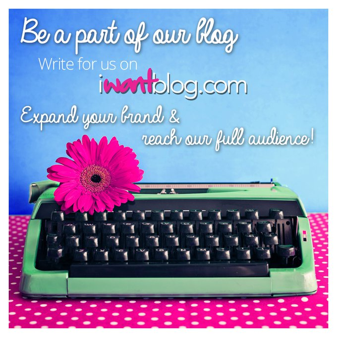 Want to be a guest blogger on #iwantblog? Email us at Marketing@iWantClips.com! https://t.co/rhyfYUd