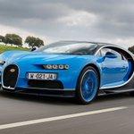 Bugatti Chiron 2017 review