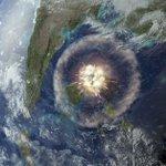 Dinosaur crater's clue to origin of life