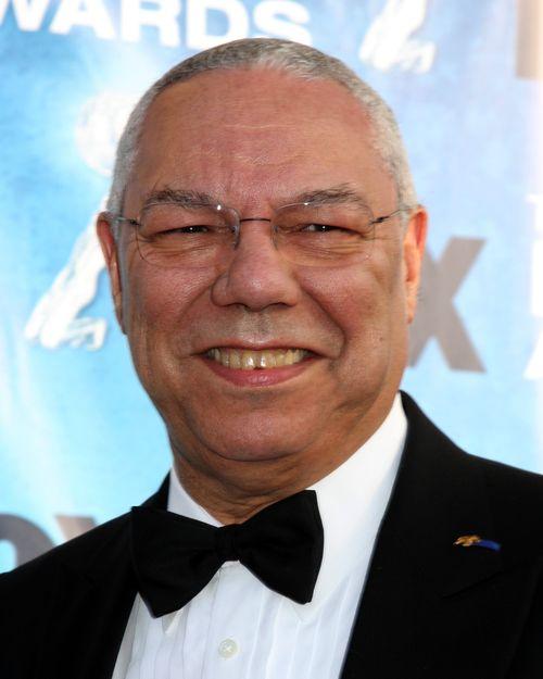 Colin Powell's Birthda...