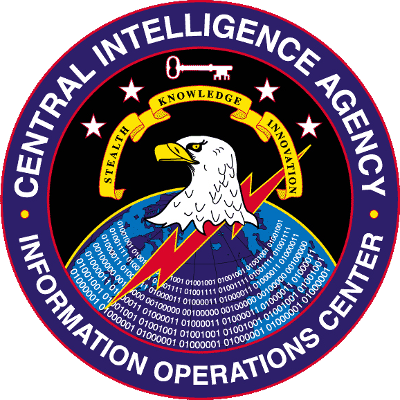 This CIA logo as seen #Vault7 has a simple code in the image. Can you crack it? #yesyoucan https://t.co/h5wzfrReyy https://t.co/UgrCQ1eAO3
