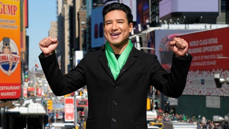 Exclusive: Mario Lopez to Host CBS' 'Candy Crush' @MarioLopezExtra