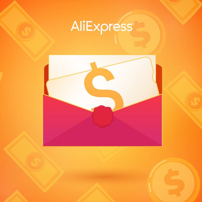 I'm sending my friends free AliExpress coupons - get yours now https://t.co/0Oghhhlq2w https://t.co/H6xBz2Y6CY