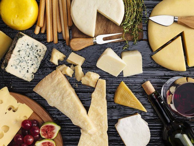 10 reasons why eating cheese is actually good for you https://t.co/nTdAcYdxEP
