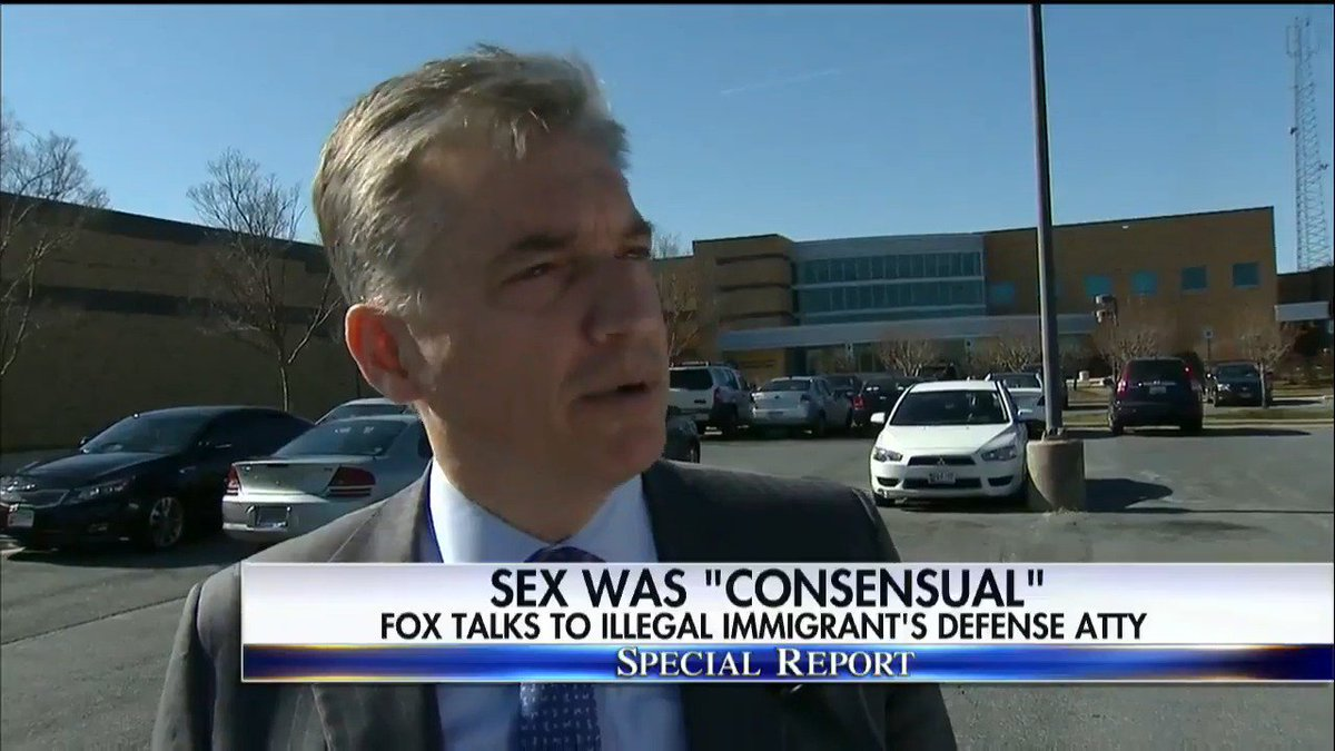 Fox News interviews Henry Sanchez-Milian's attorney, Andrew Jezic, who says sex was 'consensual.' #SpecialReport