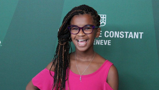 Awesome 12-year-old founder of #1000BlackGirlBooks gets own book deal https://t.co/EJoLanEPfv