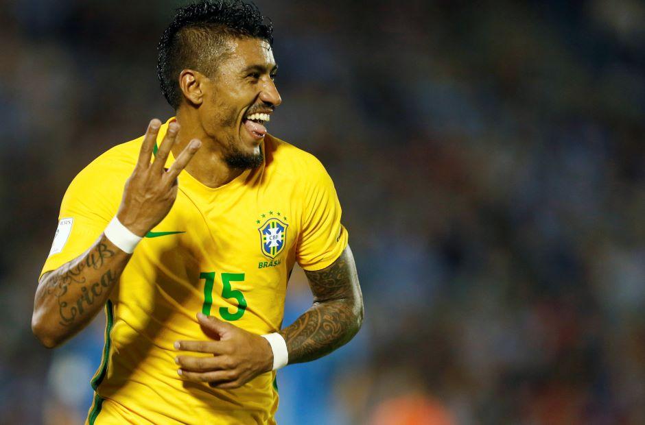 Paulinho hat-trick helps Brazil to 4-1 win over Uruguay - Football