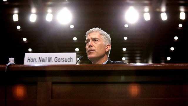 Human rights leaders warn against confirming Gorsuch https://t.co/9OH0BuFCHT