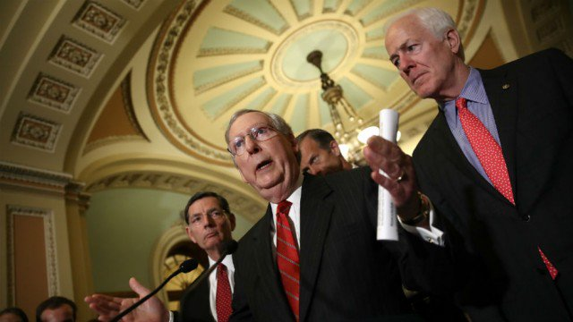 Senate GOP starts doubting whether they can repeal, replace ObamaCare https://t.co/zHxZNGFXVM