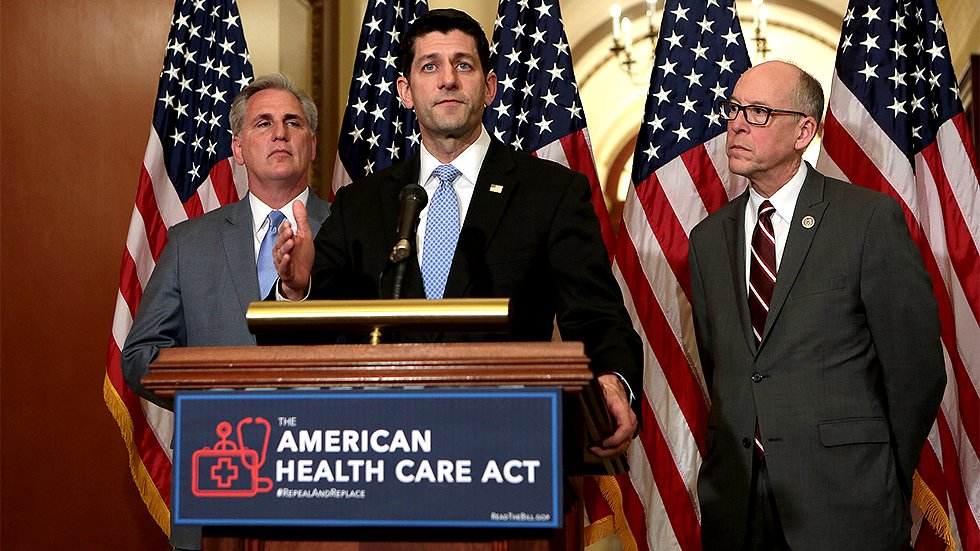 CBO: New GOP healthcare bill saves far less money, results in same coverage loss https://t.co/5Diq3g3Yp7