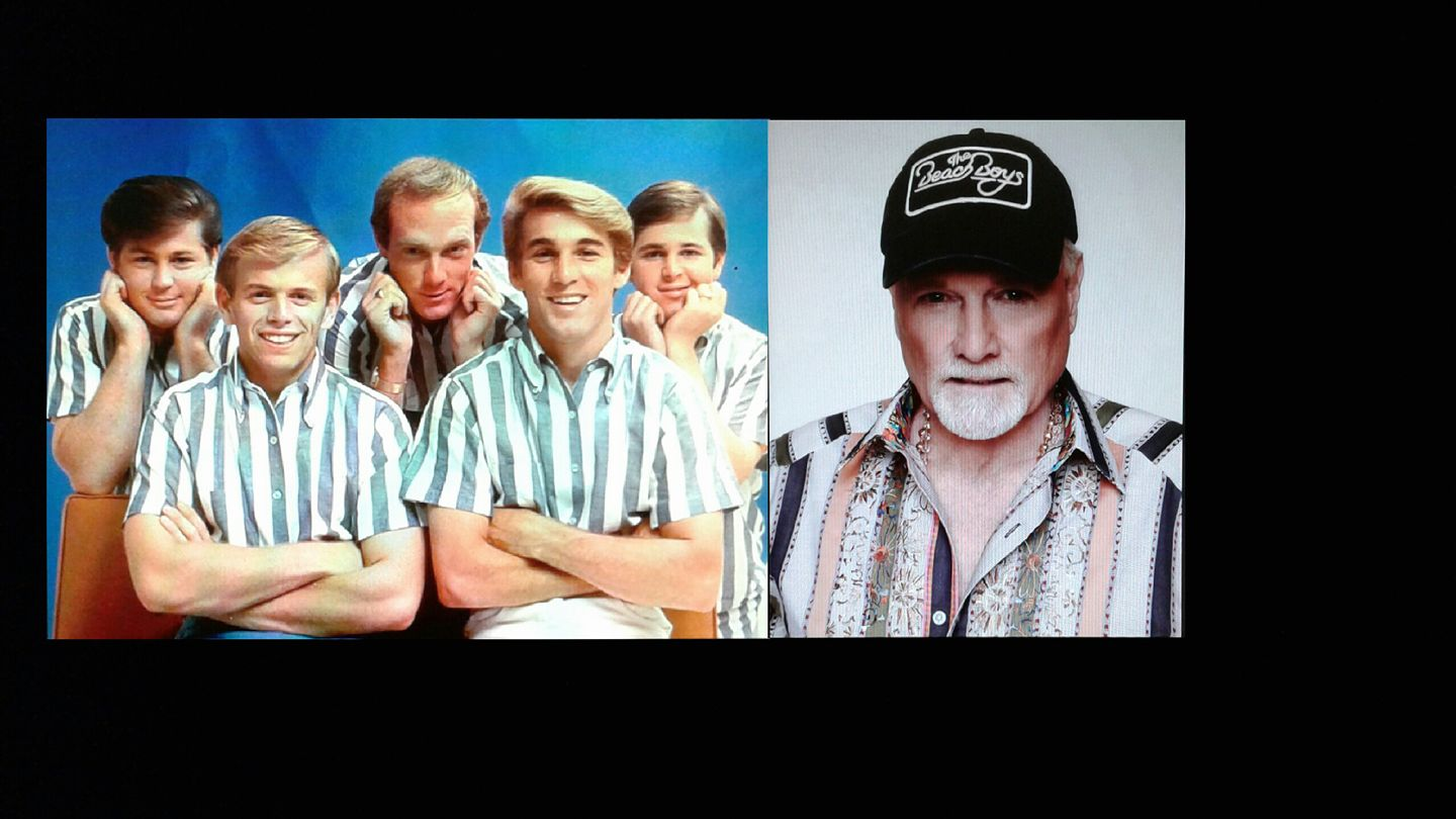 Happy belated birthday to the legendary Mike Love