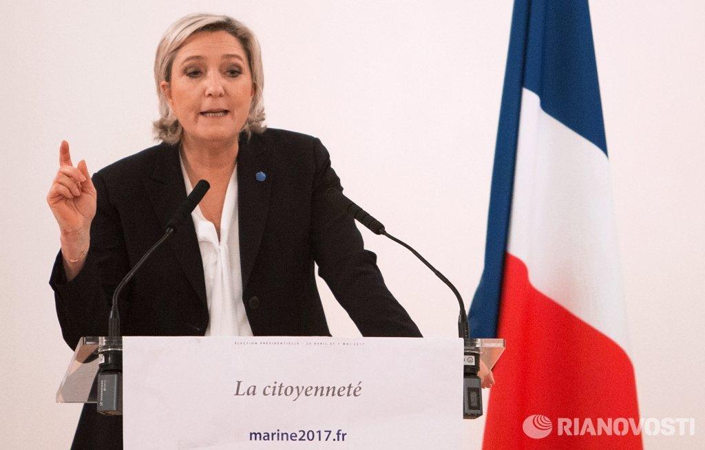 В Госдуме Марин Ле Пен обсудит вопросы развития российско-французских отношений  https://t.co/Y8W0y773qN