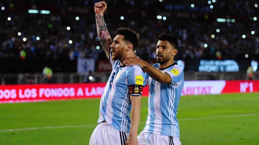Qualif CDM Amérique Sud  FIN DU MATCH !  🇦🇷ARGENTINE 1-0 CHILI🇨🇱  ⚽️ Messi SP'