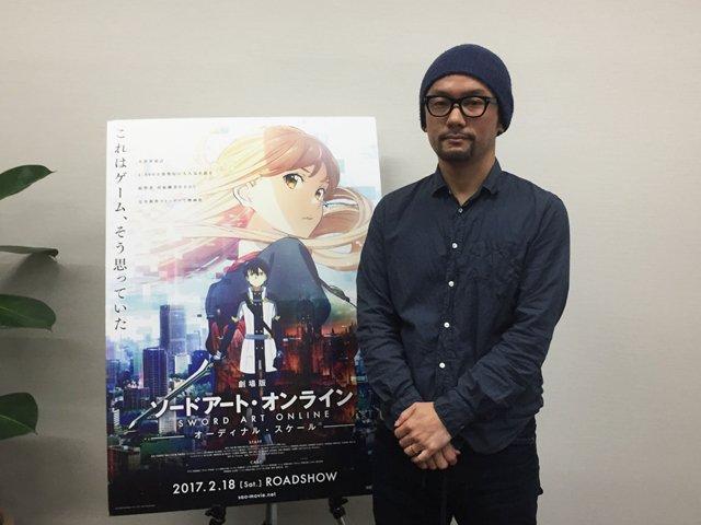 【ニュース】『劇場版ソードアート・オンライン』伊藤智彦監督は、オリジナルキャラ・エイジに共感していた!? 『君の名は。』