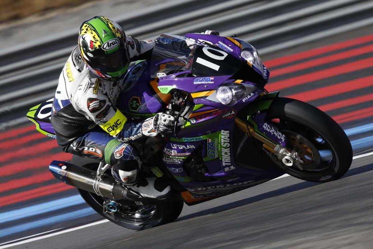 エヴァが世界へ。エヴァンゲリオンレーシングが二輪の世界耐久レースに全戦参戦