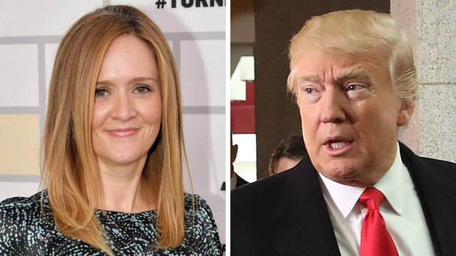 Fortune's 'World's Greatest Leaders' list includes Samantha Bee but not Trump: https://t.co/bz0yBshueV