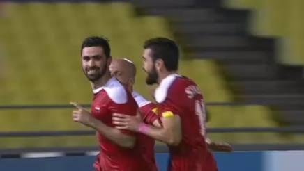 Siria-Uzbekistan 1-0, il rigore a cucchiaio per il Totti siriano