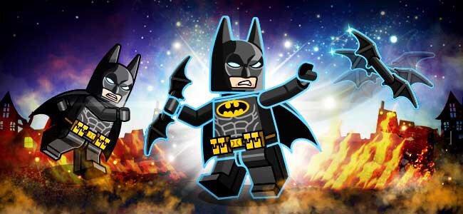 映画『レゴ(R)バットマン ザ・ムービー』とLINE GAMEの人気タイトル、「LINE バブル2」&「LINE レンジャー」との... https://t.co/qF0sv93fLN