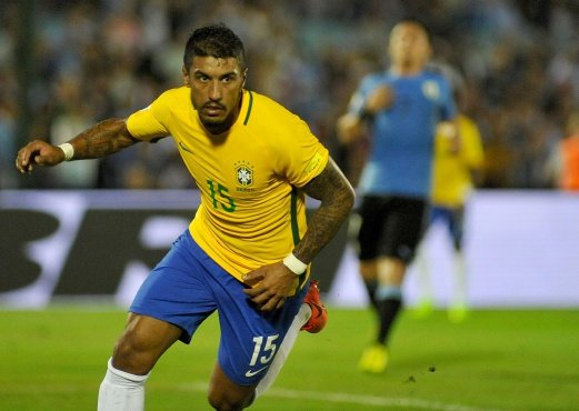 Hatrik Paulinho bantu Brazil atasi Uruguay